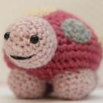 Little Muggles | Timmy the Amigurumi Turtle