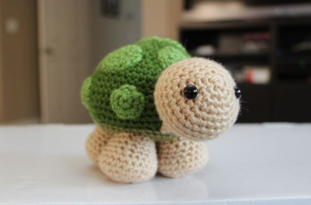 Little Muggles TURTLE Crochet Along Pattern ? ?Sheldon?