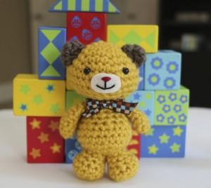 Free mini bear