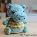 Hippo beanbag