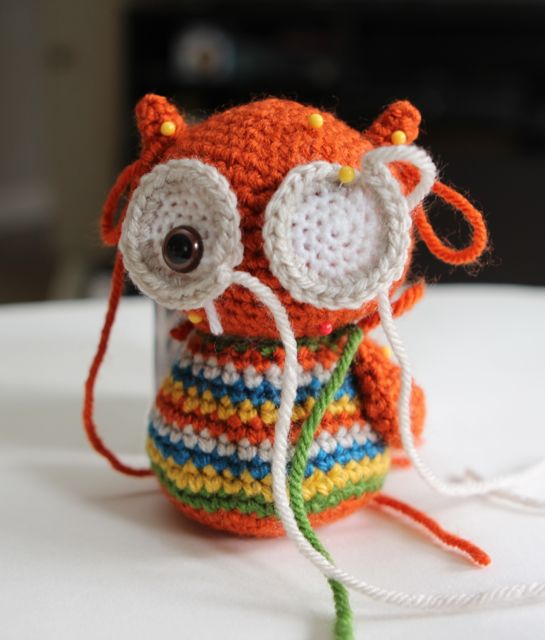Hoot, Hoot … Is This The Cutest Crochet Owl Amigurumi Pattern Ever ... | 640x545