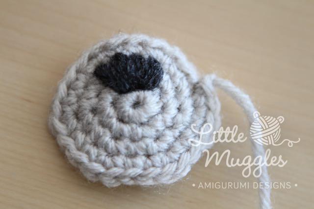 Amigurumi Sammy The Seal : Little Muggles Sammy the Seal