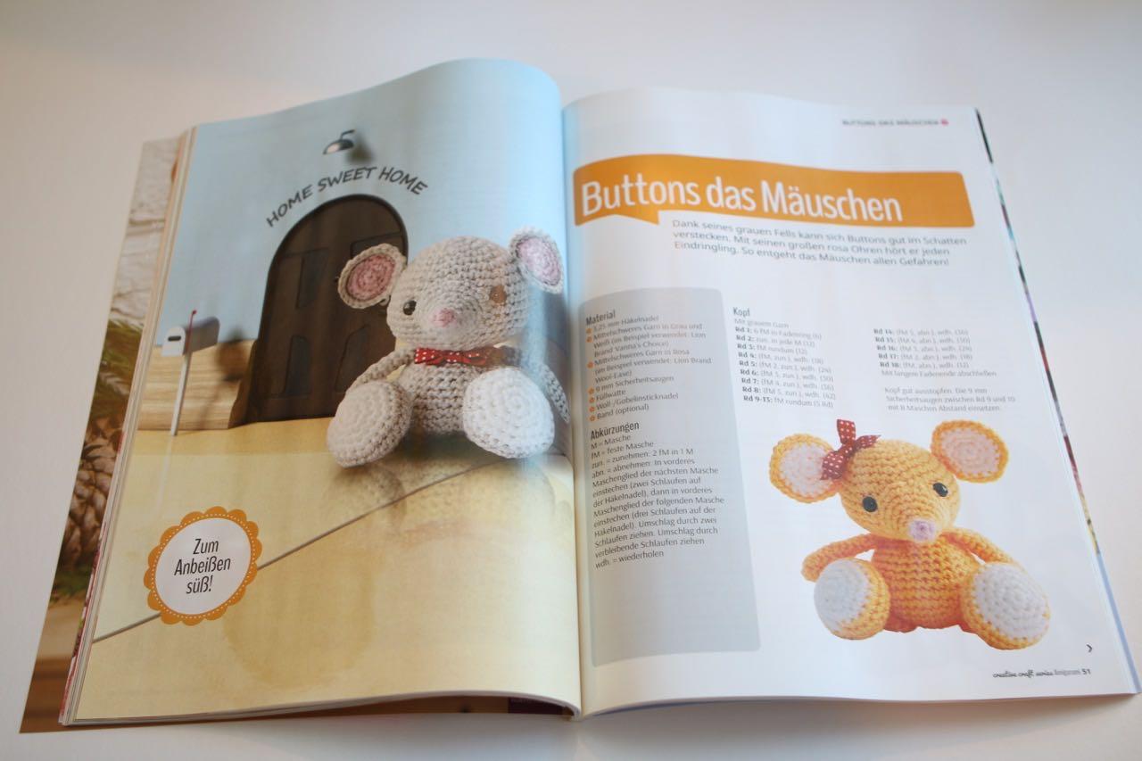 Amigurumi Magazine : Little Muggles Amigurumi Magazine!
