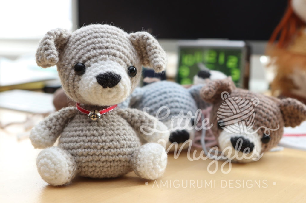 Amigurumi Teddy Bear Free Patterns : Little muggles free patterns