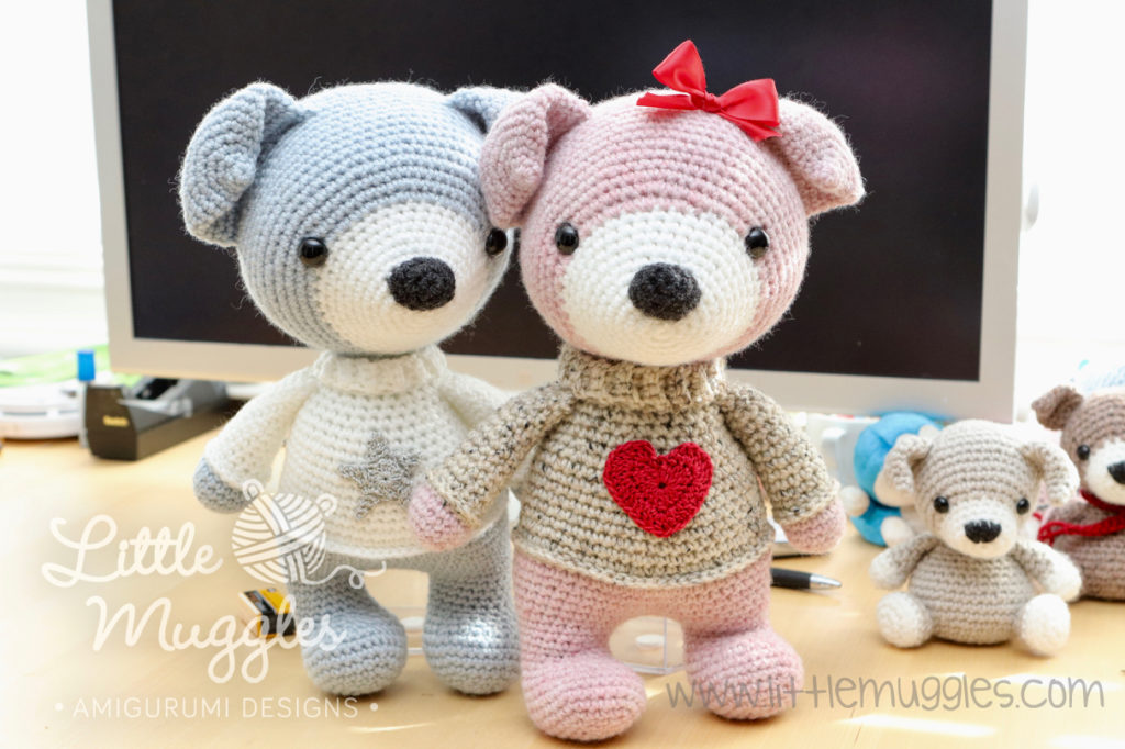Finn the human crochet pattern free | 682x1024