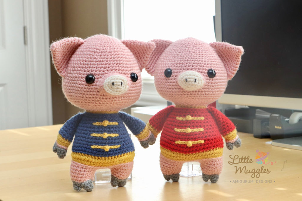 How to Write a Custom Amigurumi Pattern - Craftfoxes | 682x1024